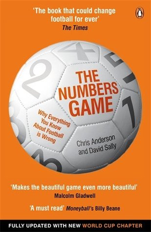 Ebook The Numbers Game: Why Everything You Know About Football is Wrong by Chris  Anderson read!