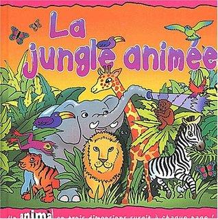 Jungle animee (la) livres animes pop-up