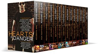 Hearts in Danger: Romantic Suspense Box Set: FOURTEEN Thrilling Romances to Benefit the American Heart Association