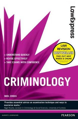 Law Express: Criminology