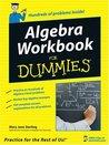 Algebra Workbook For Dummies