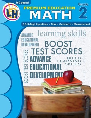 Premuim Education Workbooks: Math Grade 2