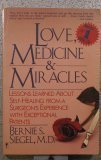 Love, Medicine & Miracles by Bernie S. Siegel (1986-05-03)
