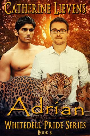 Adrian (Whitedell Pride, #8)