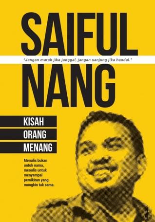Ebook Saiful Nang: Kisah Orang Menang by Saiful Nang TXT!