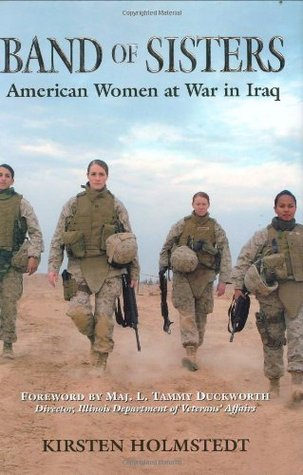 band-of-sisters-american-women-at-war-in-iraq