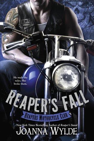 Reaper's Fall (Reapers MC, #5)