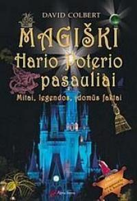 magiški hario poterio pasauliai