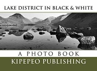Lake District in black & white