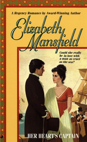 Her Heart's Captain by Elizabeth Mansfield