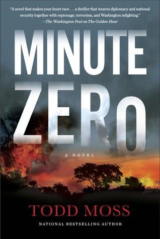 Minute Zero (Judd Ryker, #2)