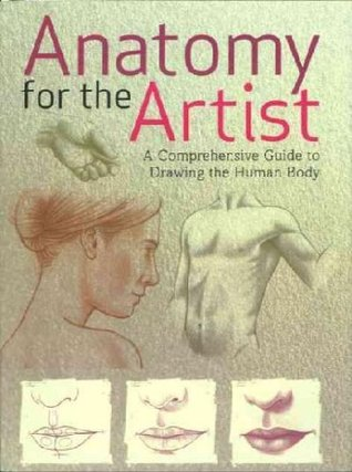 Anatomy For The Artist by Daniel Carter
