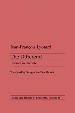the-differend-phrases-in-dispute