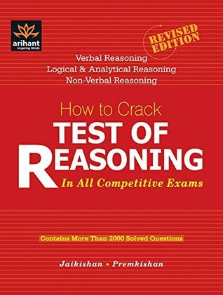 How to Crack Test of Reasoning: In All Competitive Exam