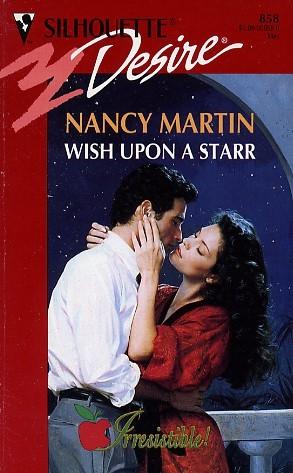 Wish Upon A Starr (Silhouette Desire, No 858)