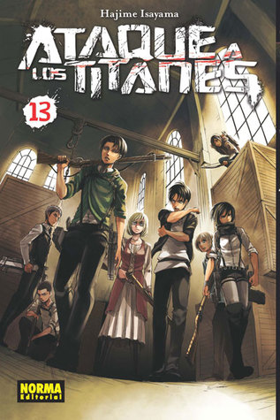 Ebook Ataque a los titanes, Vol. 13 by Hajime Isayama TXT!