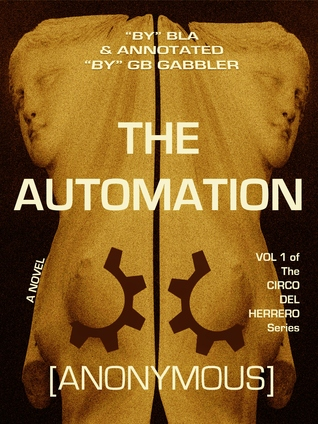The Automation (The Blacksmith's Circus, #1)