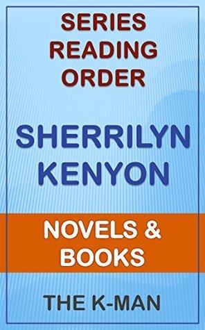 Sherrilyn kenyon book list in order
