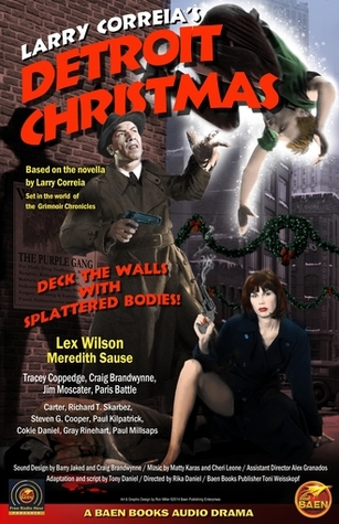 Detroit Christmas (Grimnoir Chronicles, #0.5)