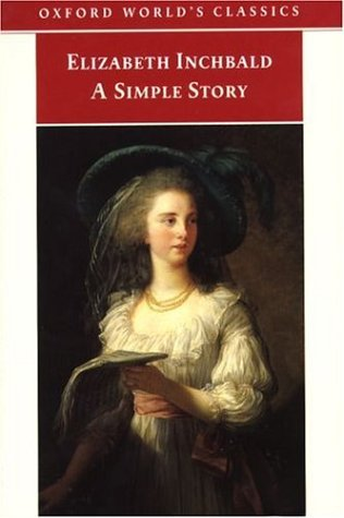 Ebook A Simple Story by Elizabeth Inchbald PDF!