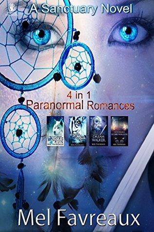 A Sanctuary Novel Bundle: 4 in 1 Paranormal Romance Novels