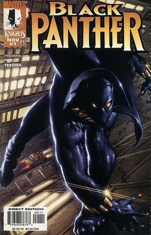 Ebook Black Panther, Vol. 3 by Christopher J. Priest TXT!