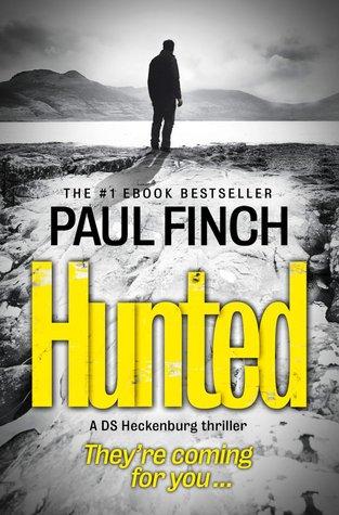 Hunted by Paul Finch