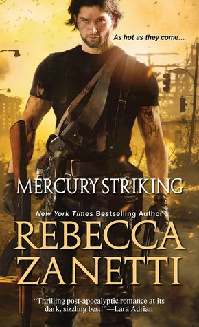 Mercury Striking Book Cover