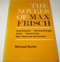 The Novels of Max Frisch