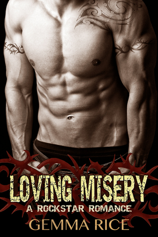 Loving Misery by Gemma Rice
