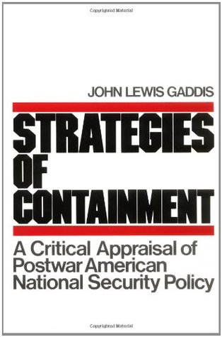 GADDIS STRATEGIES OF CONTAINMENT EPUB DOWNLOAD
