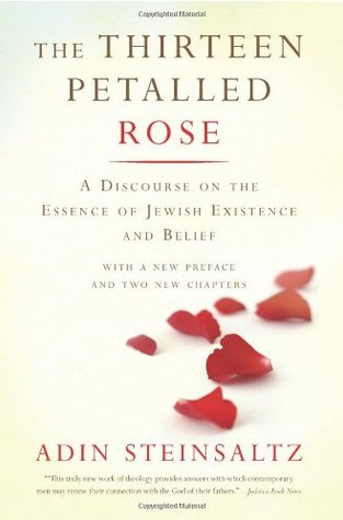 The Thirteen Petalled Rose by Adin Even-Israel Steinsaltz