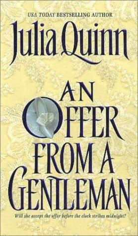 An Offer from a Gentleman(Bridgertons 3) - Julia Quinn