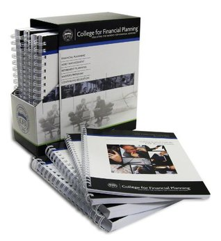 CFP® Certification Examination Review Course (9 Book Set)