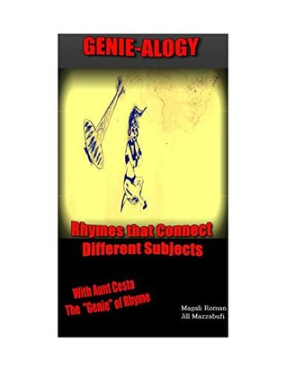 Rhymes that Connect - Different Subjects: Genie-alogy with Aunt Cesta (iRhyme in Genealogy Time Book 4)