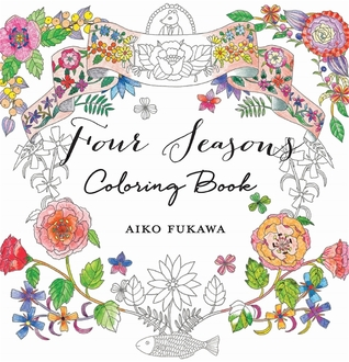 Four Seasons Coloring Book EPUB