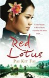 Red Lotus by Pai Kit Fai