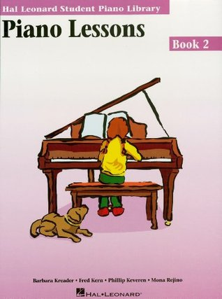 Piano Lessons Book 2: Hal Leonard Student Piano Library