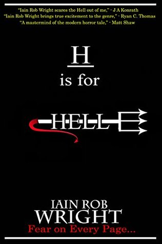 H is for Hell (A-Z of Horror, #8)