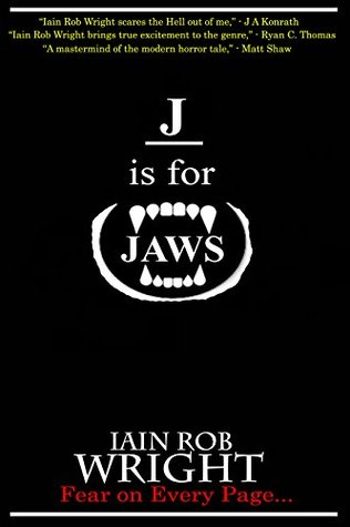 J is for Jaws (A-Z of Horror, #10)