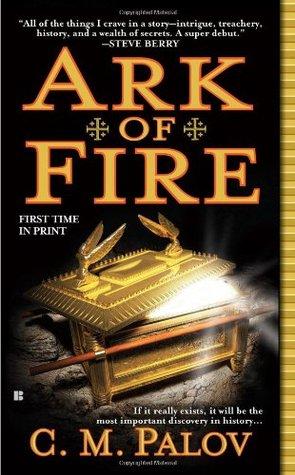 Ark of Fire(Caedmon Aisquith 1)