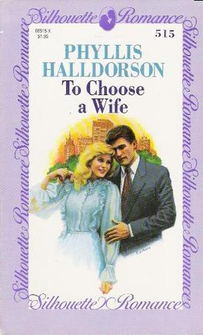 to-choose-a-wife