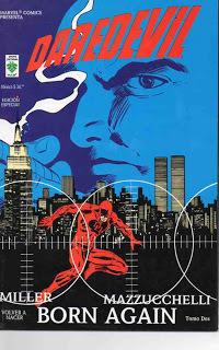 Daredevil Born Again: Volver a nacer, tomo dos (Marvel Comics Presenta: Daredevil Born Again, #2 de 2)