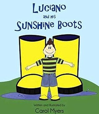 luciano and his boots by carol myers