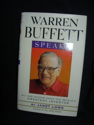Warren Buffett Speaks by Warren Buffett