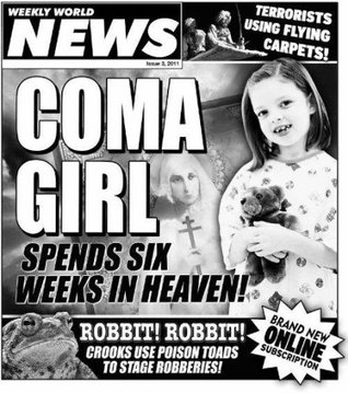 Weekly World News 2011 Issue 3