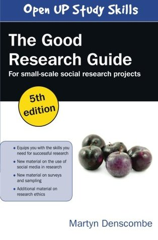 The Good Research Guide: For Small Scale Research Projects (ePUB)