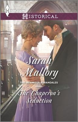 The Chaperon's Seduction (The Infamous Arrandales, #1)