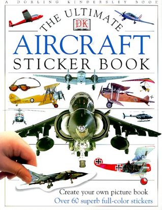 The Ultimate Aircraft Sticker Book