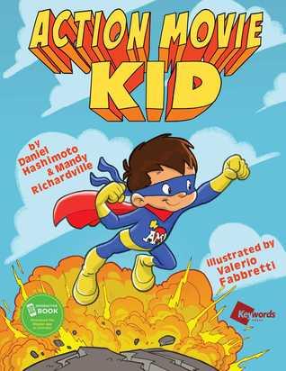 Action Movie Kid by Daniel Hashimoto